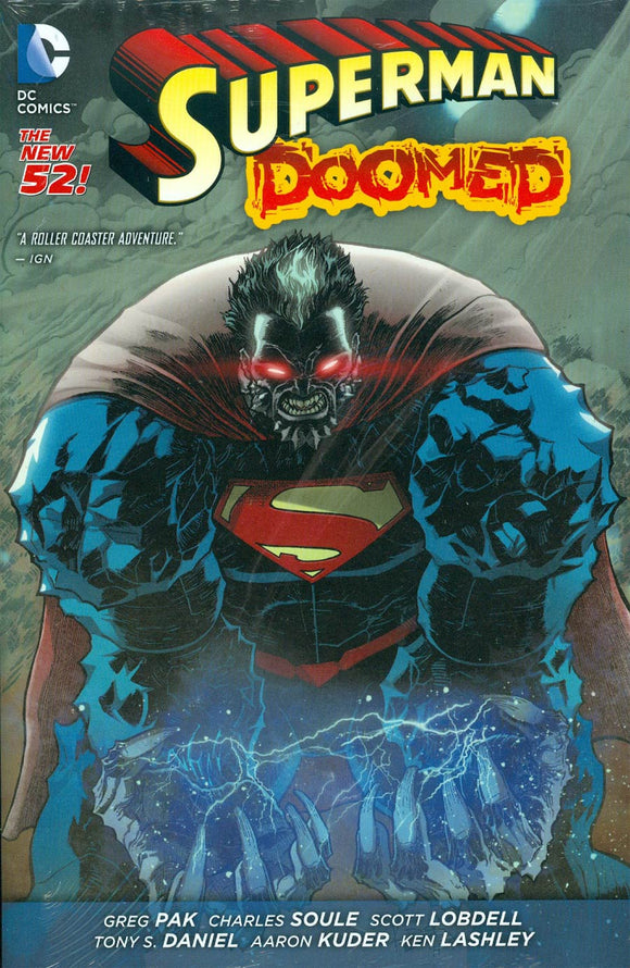 Superman: Doomed (Hardcover)