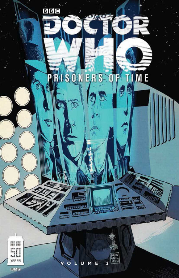 Doctor Who: Prisoners of Time Vol 02 TPB