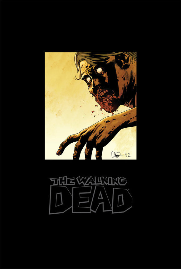 Walking Dead Deluxe Hardcover Slipcase Edition Vol 04