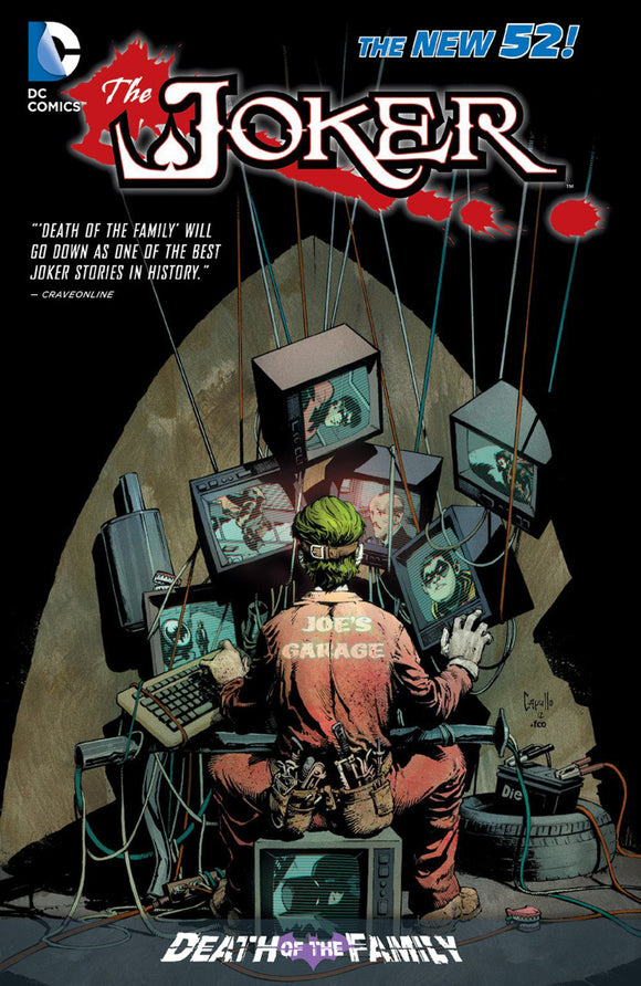 Joker: Death of the Family HC