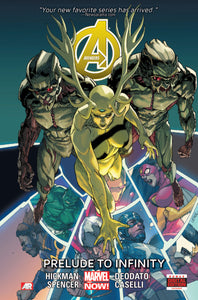 Avengers [2012] Vol 03: Prelude to Infinity TPB