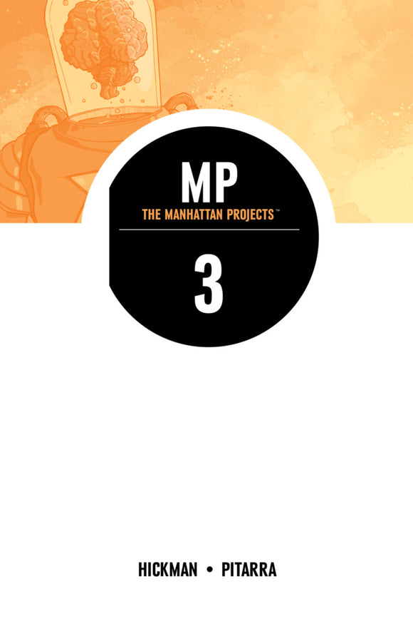 Manhattan Projects Vol 03 TPB