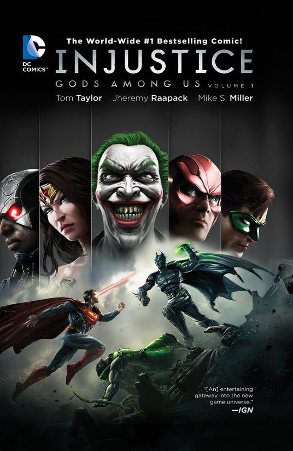 Injustice: Gods Among Us Vol 01 HC