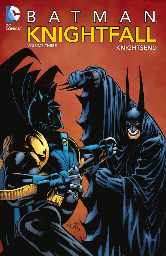Batman: Knightfall Vol 03: Knightsend TPB
