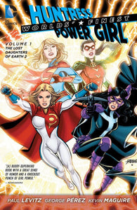 Worlds' Finest Vol 01: The Lost Daughters of Earth 2 TPB