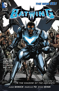 Batwing Vol 02: In the Shadow of the Ancients TPB
