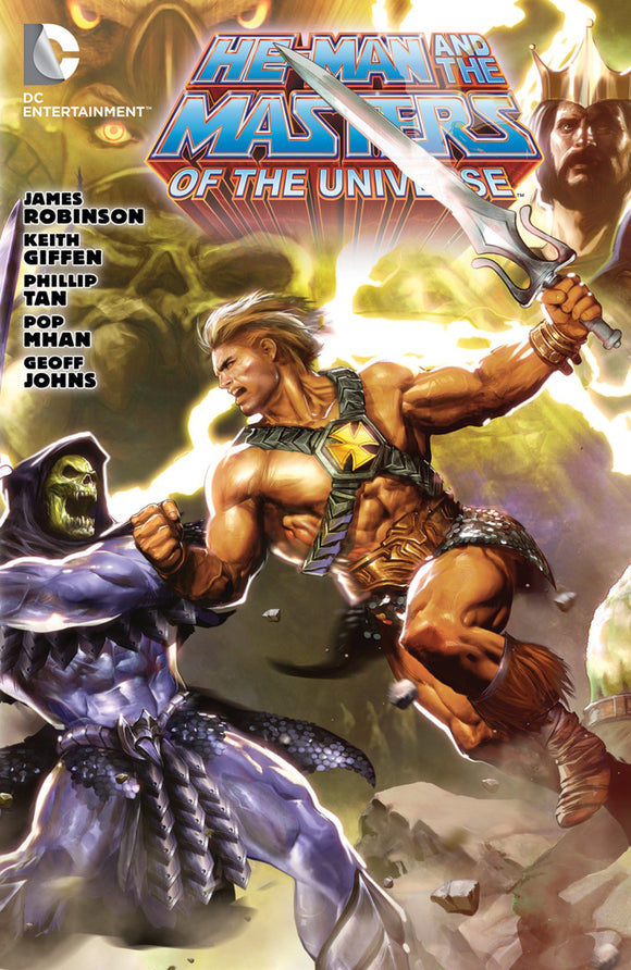 He-Man and the Masters of the Universe Vol 01 TPB