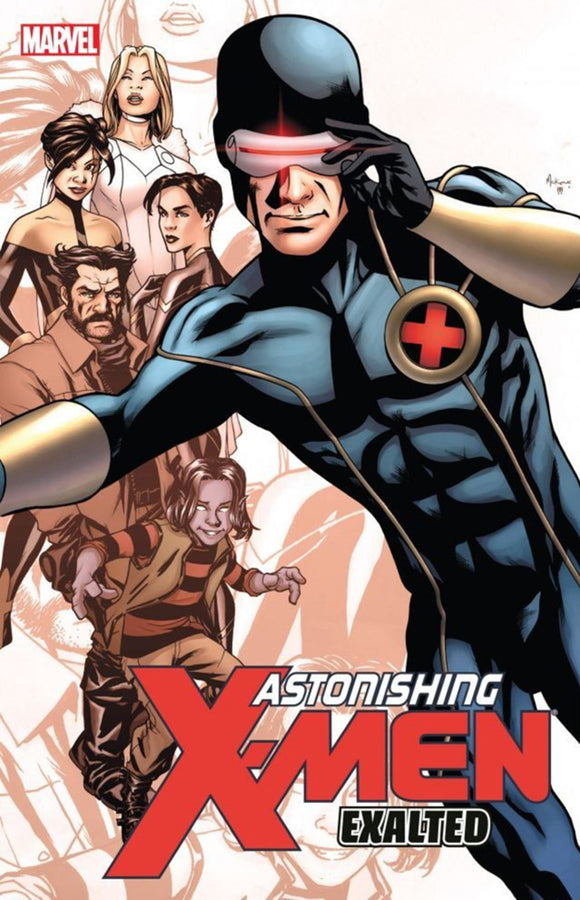 Astonishing X-Men Vol 09: Exalted TPB