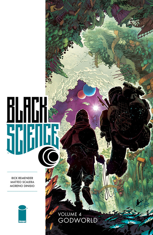 Black Science TP Vol 4: Godworld (Softcover)