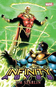 Thanos: Infinity Abyss TPB