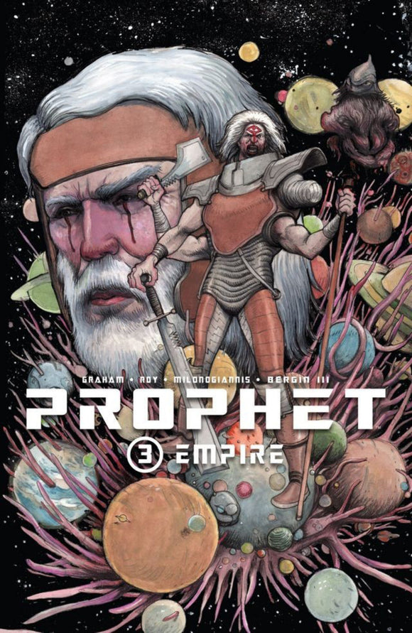 Prophet Vol 03: Empire TPB