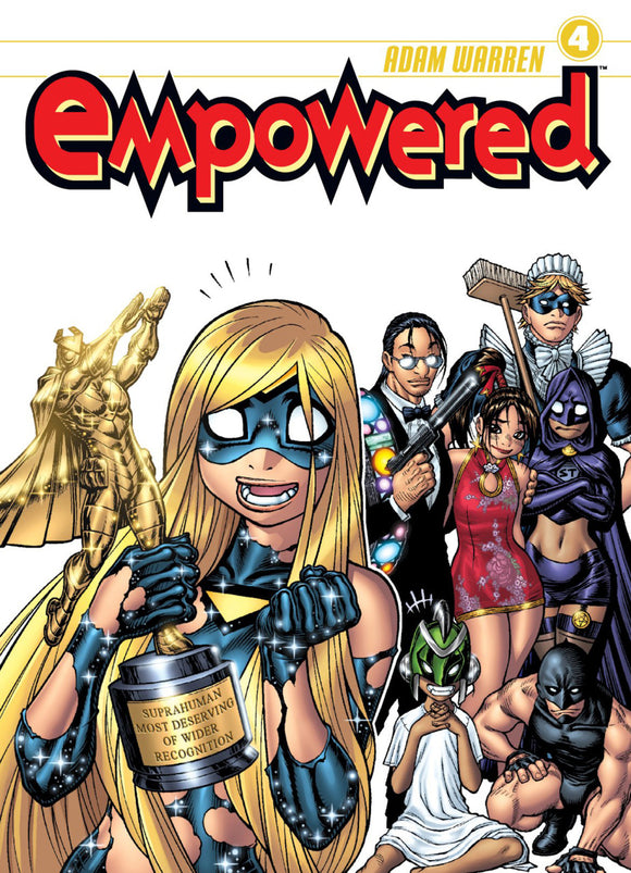 Empowered Vol 04 TPB