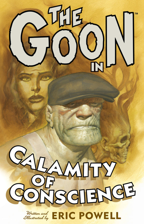 Goon Vol 09: Calamity of Conscience TPB