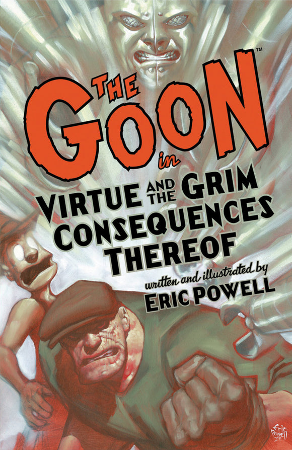 Goon Vol 04: Virtue and the Grim Consequences Thereof TPB
