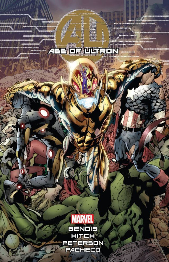 Age of Ultron TPB