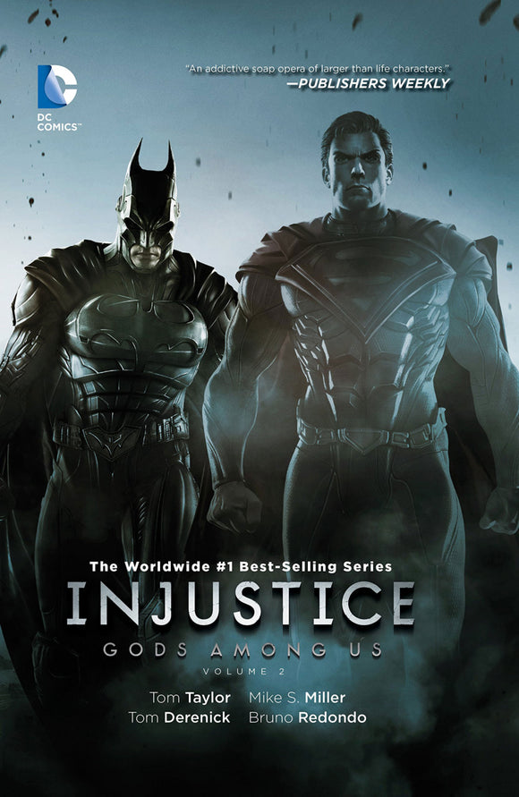 Injustice: Gods Among Us Vol 02 HC