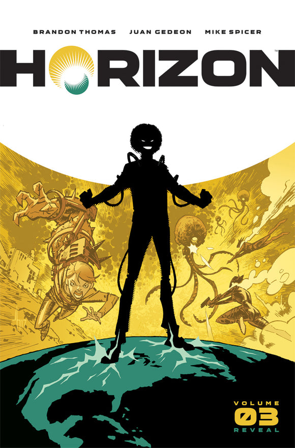 Horizon TP Vol 3: Reveal (Softcover)