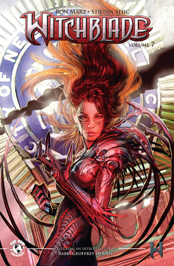 Witchblade Vol 07 TPB