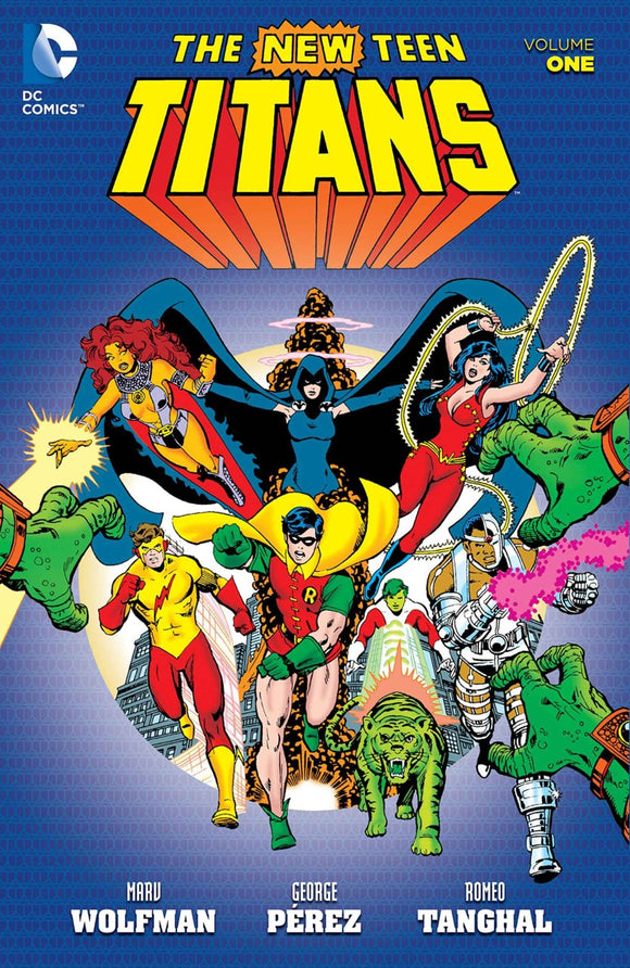 New Teen Titans Vol 01 TPB