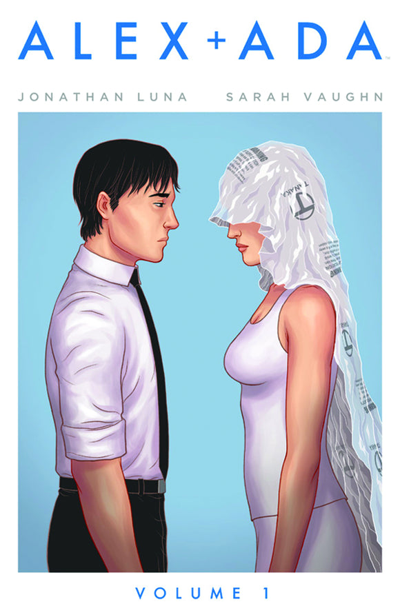 Alex + Ada TP Vol 01 TPB