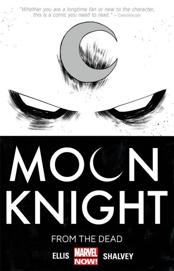 Moon Knight Vol 01: From the Dead TPB