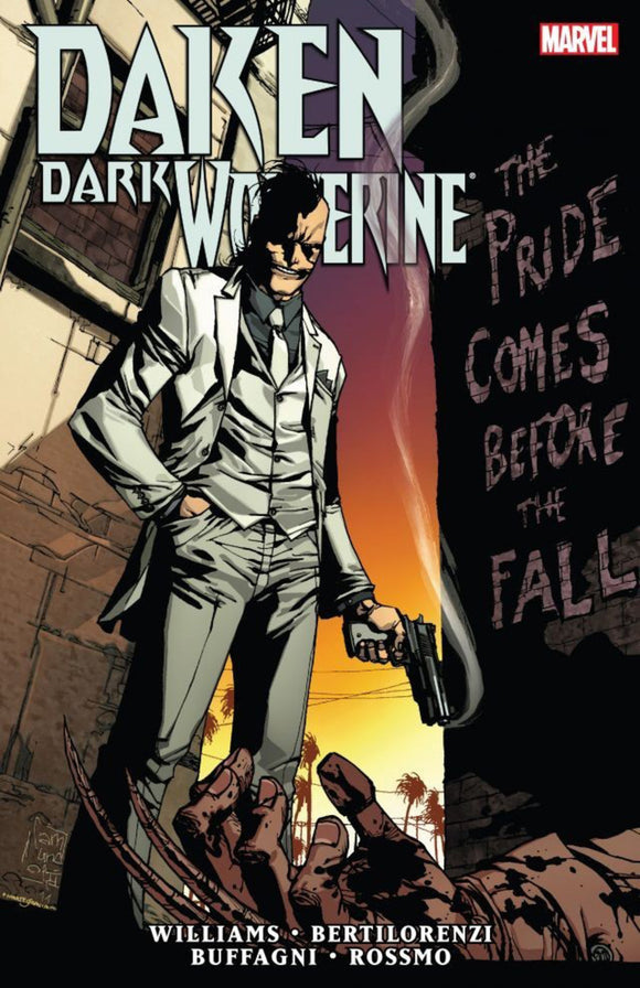 Daken: Dark Wolverine: The Pride Comes Before the Fall HC