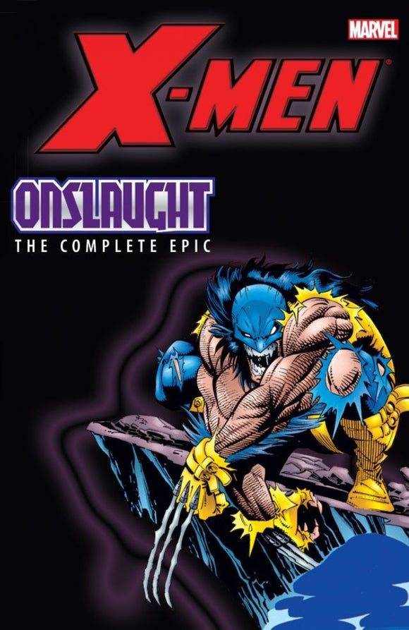 X-Men: The Complete Onslaught Epic Vol 02 TPB