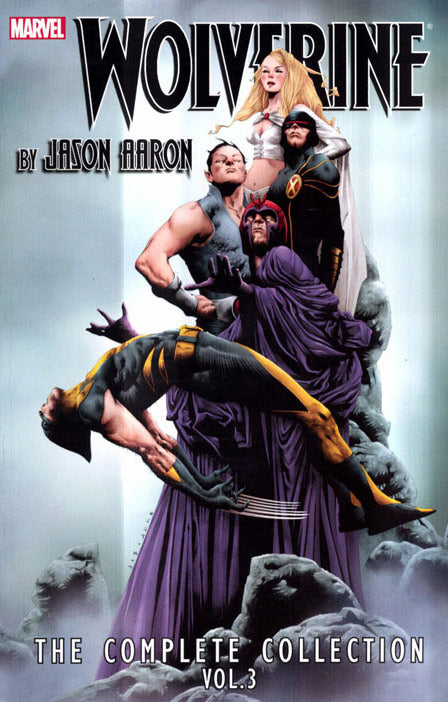 Wolverine by Jason Aaron: The Complete Collection Vol 03 TPB