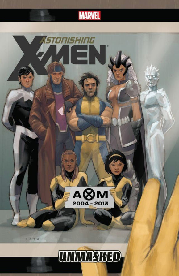 Astonishing X-Men Vol 12: Unmasked TPB