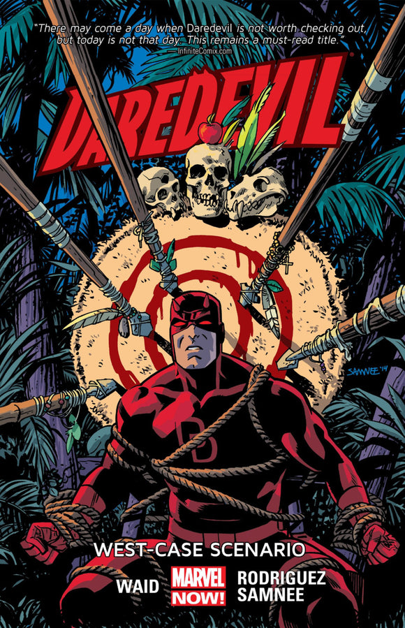 Daredevil Vol 02: West-Case Scenario TPB