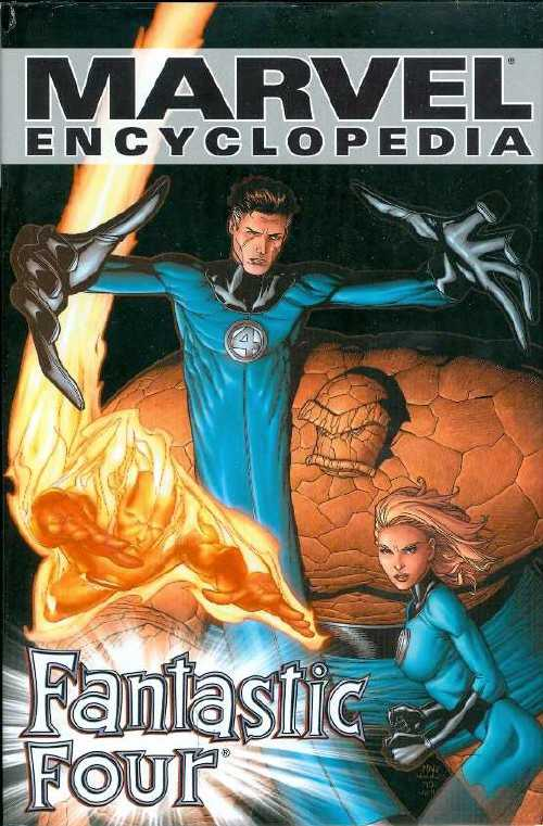 Marvel Encyclopedia Vol 06: Fantastic Four HC