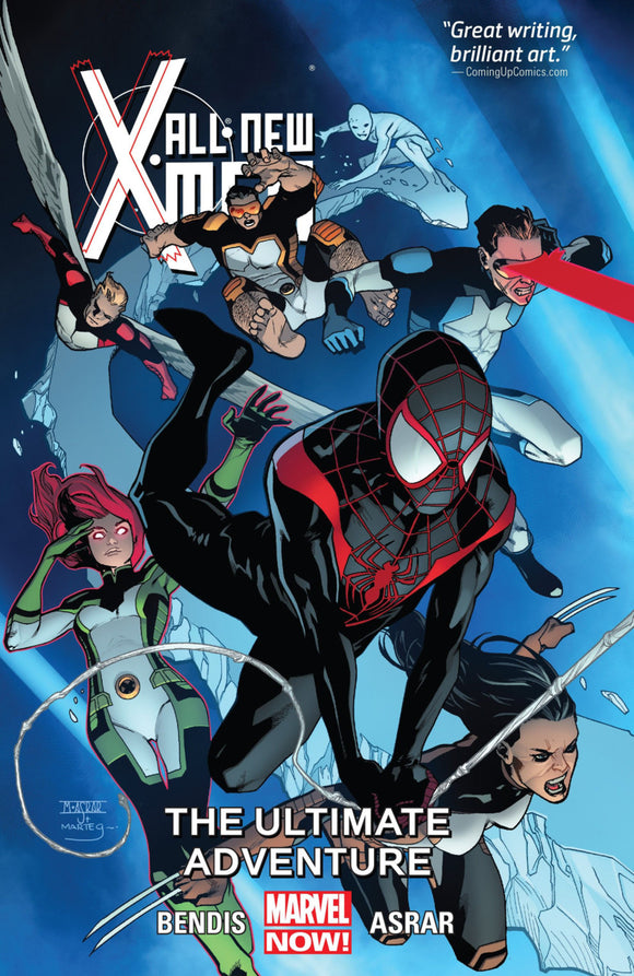All-New X-Men Vol 06: The Ultimate Adventure TPB