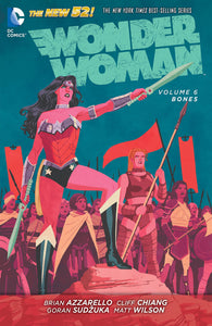 Wonder Woman Vol 06: Bones HC
