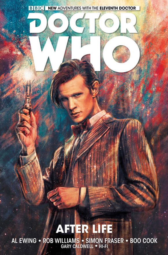 Doctor Who: The 11th Doctor Vol 01: After Life TPB