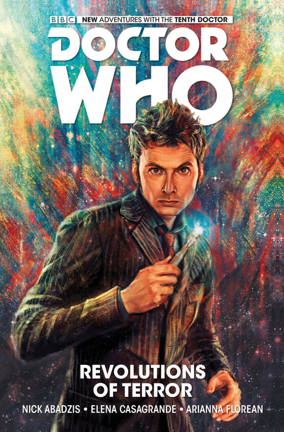 Doctor Who: The 10th Doctor Vol 01: Revolutions of Terror HC