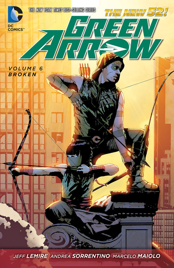 Green Arrow [New 52] Vol 06: Broken TPB