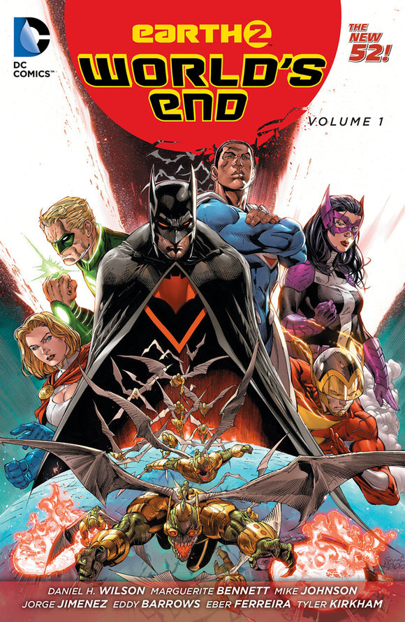 Earth 2: World's End Vol 01 TPB