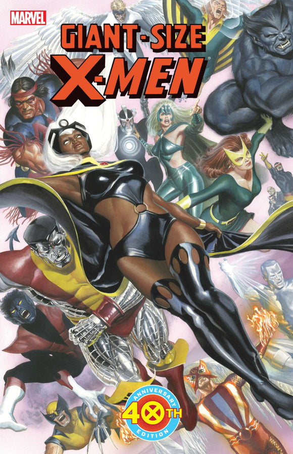 Giant Size X-Men: 40th Anniversary HC