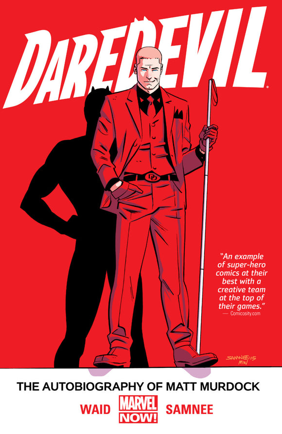 Daredevil Vol 04: The Autobiography of Matt Murdock TPB