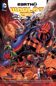 Earth 2: World's End Vol 02 TPB