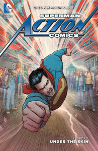 Action Comics [New 52] Vol 07: Under the Skin TPB
