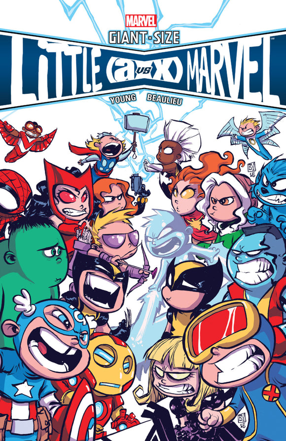 Giant Size Little Marvel: AvX HC