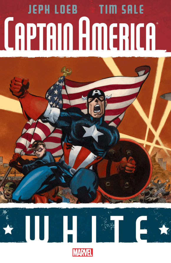 Captain America: White HC