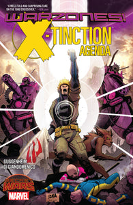 Secret Wars: Warzones - X-Tinction Agenda TPB