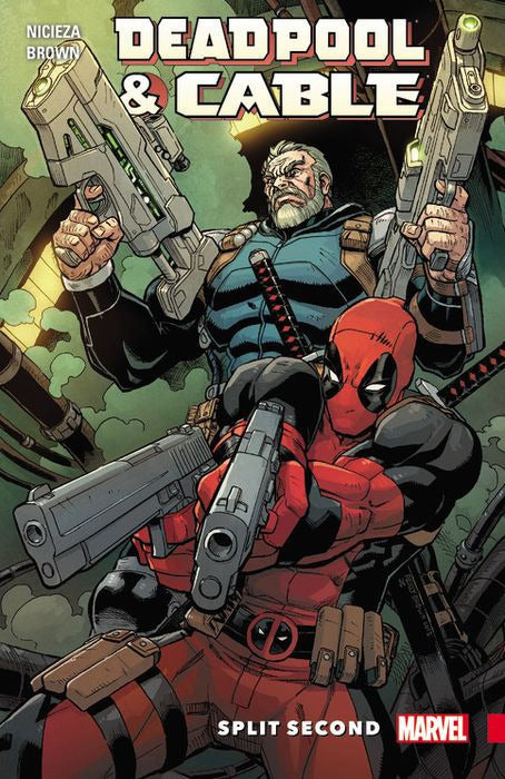 Deadpool & Cable: Split Second TPB