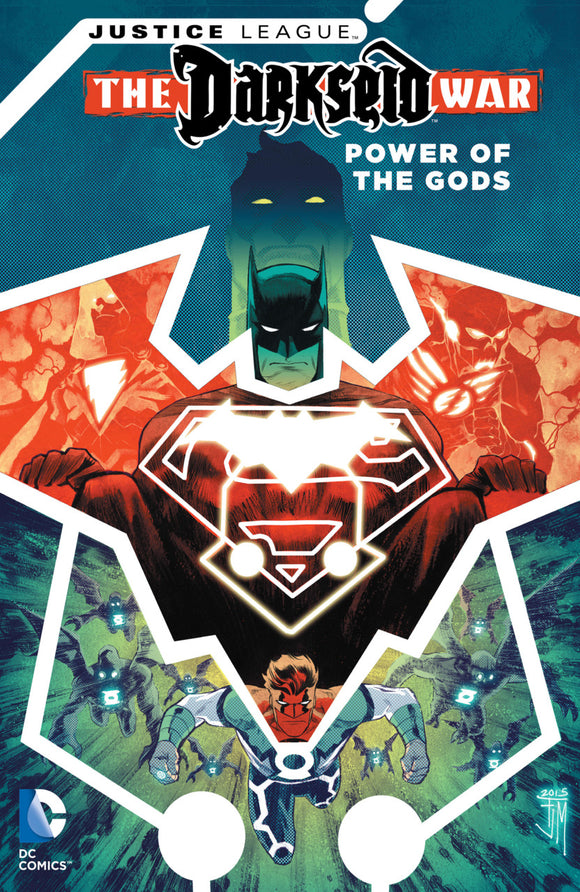 Justice League: Darkseid War - Power of the Gods HC