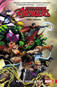 New Avengers: A.I.M. Vol 01: Everything is New TPB