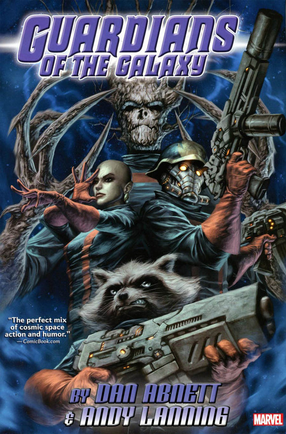 Guardians of the Galaxy by Abnett & Lanning Omnibus Vol 01 HC