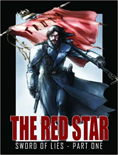 Red Star Vol 04: Sword of Lies TPB