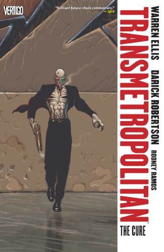Transmetropolitan Vol 09: The Cure TPB